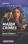Major Crimes by Janie Crouch