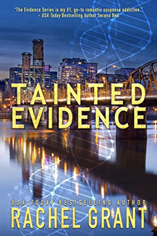 Tainted Evidence by Rachel Grant